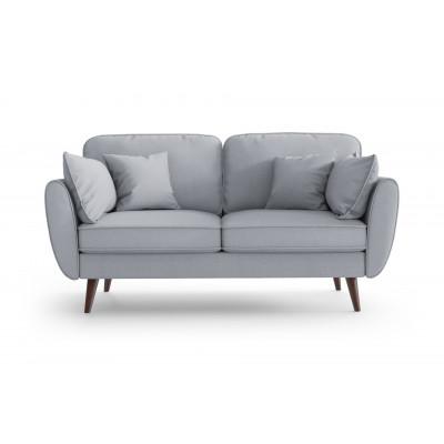 2 Sitzer Sofa Auteuil | Hellgrau