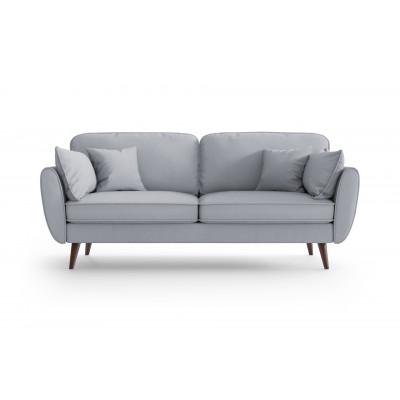 3 Sitzer Sofa Auteuil | Hellgrau