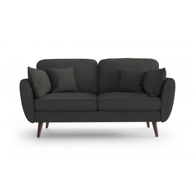 2 Sitzer Sofa Auteuil | Anthrazit