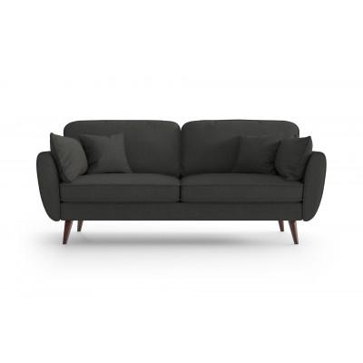 3 Sitzer Sofa Auteuil | Anthrazit