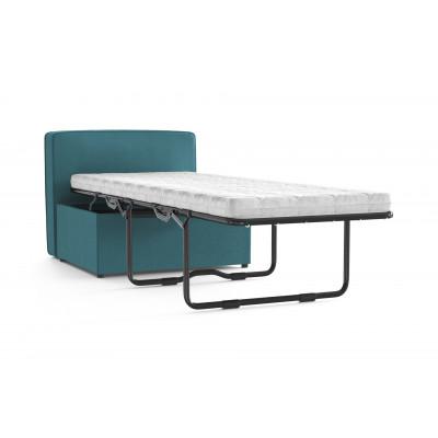 Convertible Bench BRADY 80 Uni | Turquoise