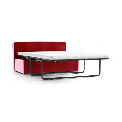Convertible Bench BRADY 130 Uni Velvet | Red