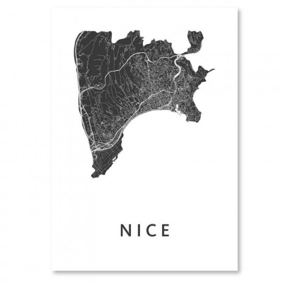 City Map Nice