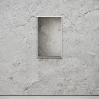 Spiegel Klein 79 x 49 cm | Weiß