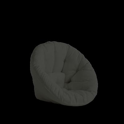 1-Sitzer-Sofa Nido OUT | Dunkelgrau