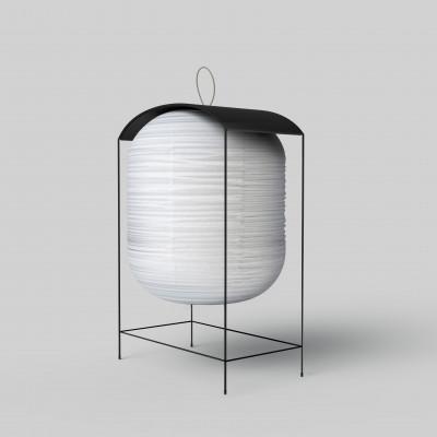 Floor Lamp Nigiri Square | Black