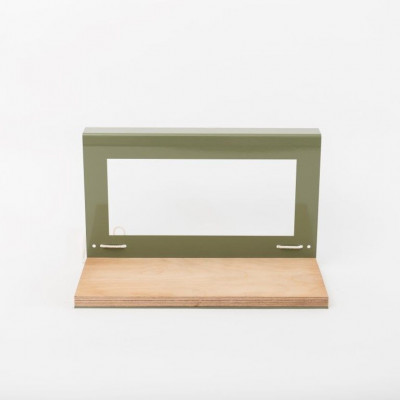 Manuela 1.0 Wood | Green