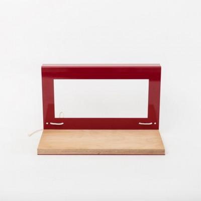 Manuela 1.0 Wood | Red