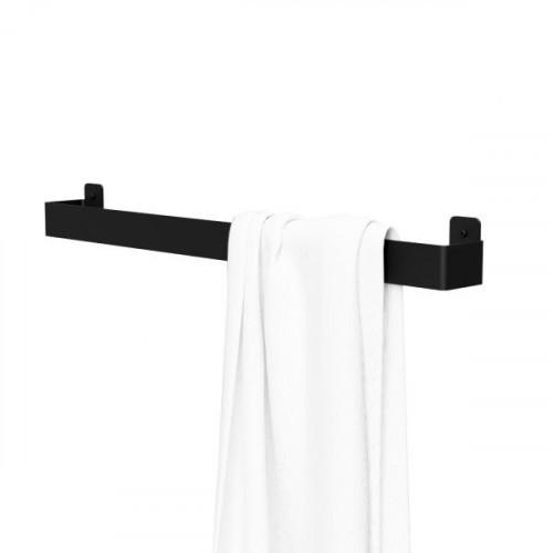 Handtuchbügel   Schwarz