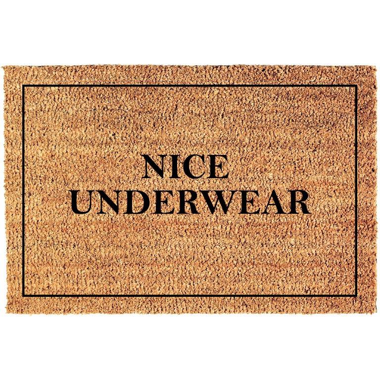 Fußmatte | Schöne Unterwäsche