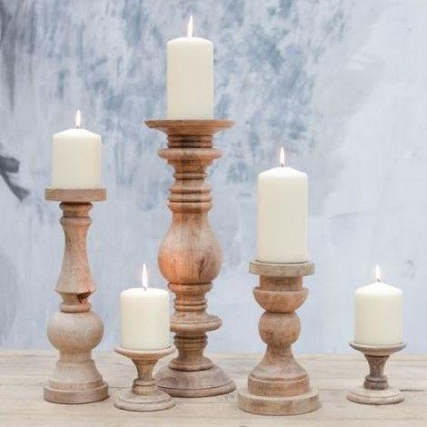 Kerzenständer Niwari