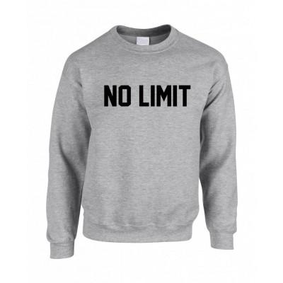 No Limit Men's Sweater | Grey