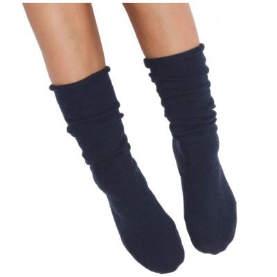 Socken Eine Größe | Marineblau