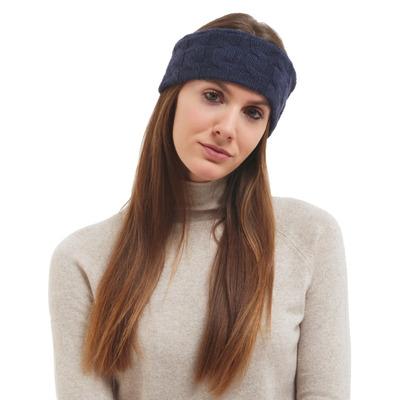 Haarband | Marineblau