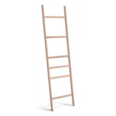 Ladder Nomad with 4 Hooks | Oak