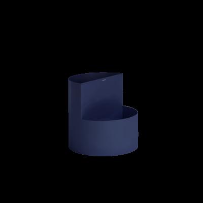 Pflanzentopf Owal | Sturm Blau
