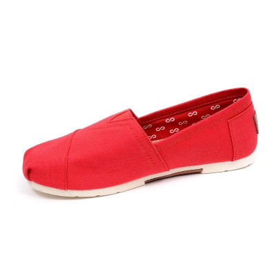 Noos Icon Espadrilles | Sterre Red