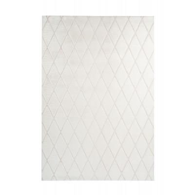 Teppich Nora 433 | Weiß - Creme