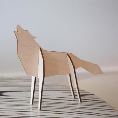 Wolf   Animal Figure