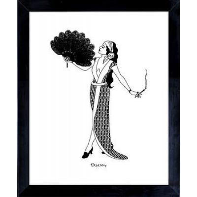 Art Print Gwendoline