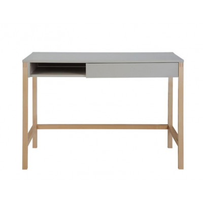 Desk Northgate MEL | Grey / Birch