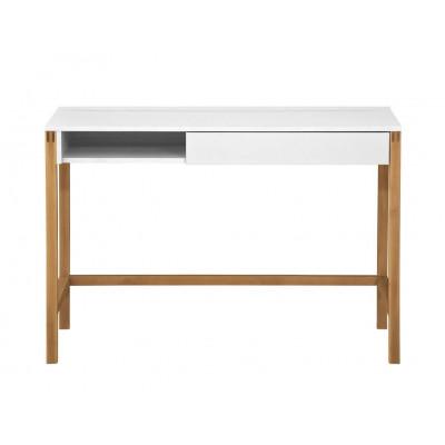 Desk Northgate MEL | White/Oak