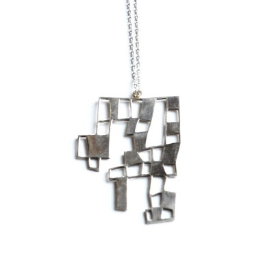 Not square - necklace NSN01S