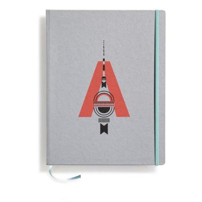 Notebook Hauptstadt A - Z