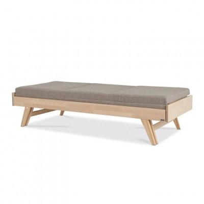 Extendable Divan Sofa Notte | Birch Wood