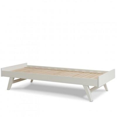 Extendable Divan Sofa Notte | White