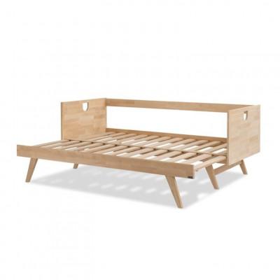Extendable Sofa Notte | Birch Wood