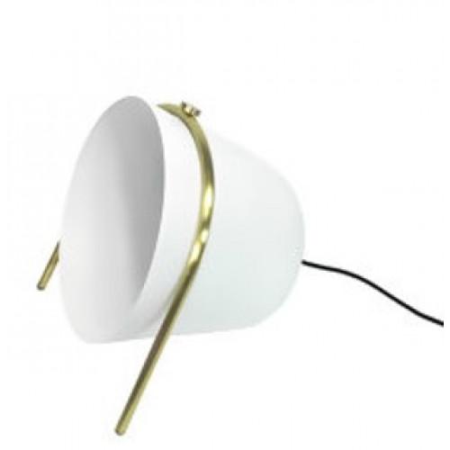 Nook Floor Lamp | White