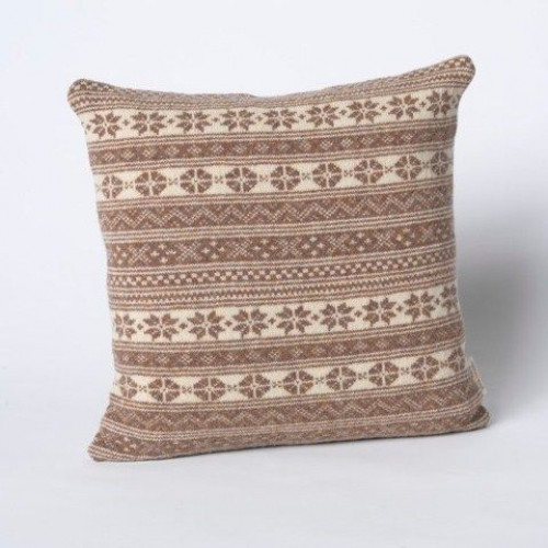 Cushion Nordic Inspiration Brown