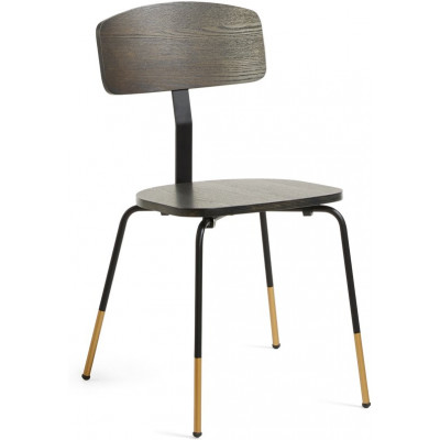 Stuhl Norton | Schwarz