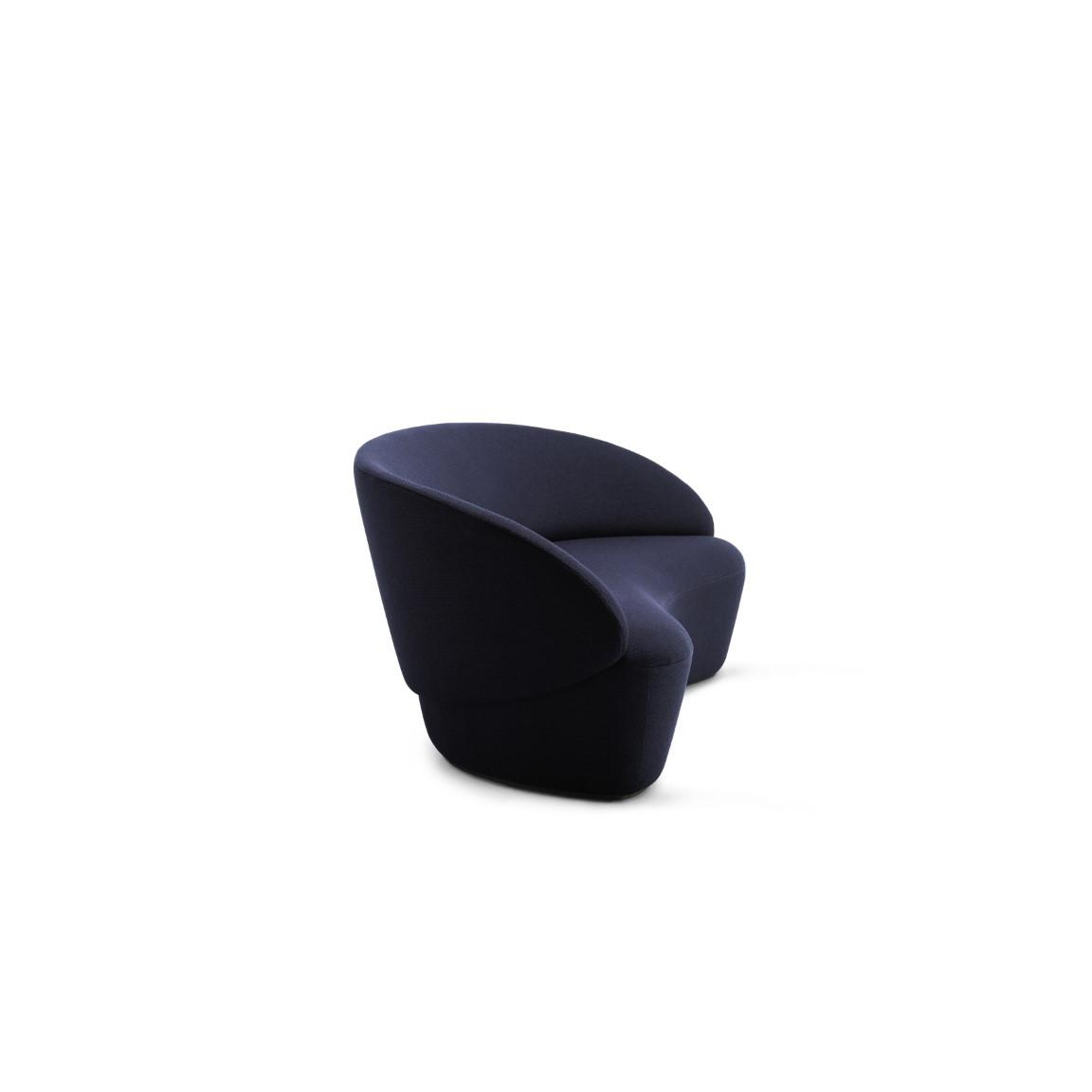Sofa 2 Seater Naïve | Blue
