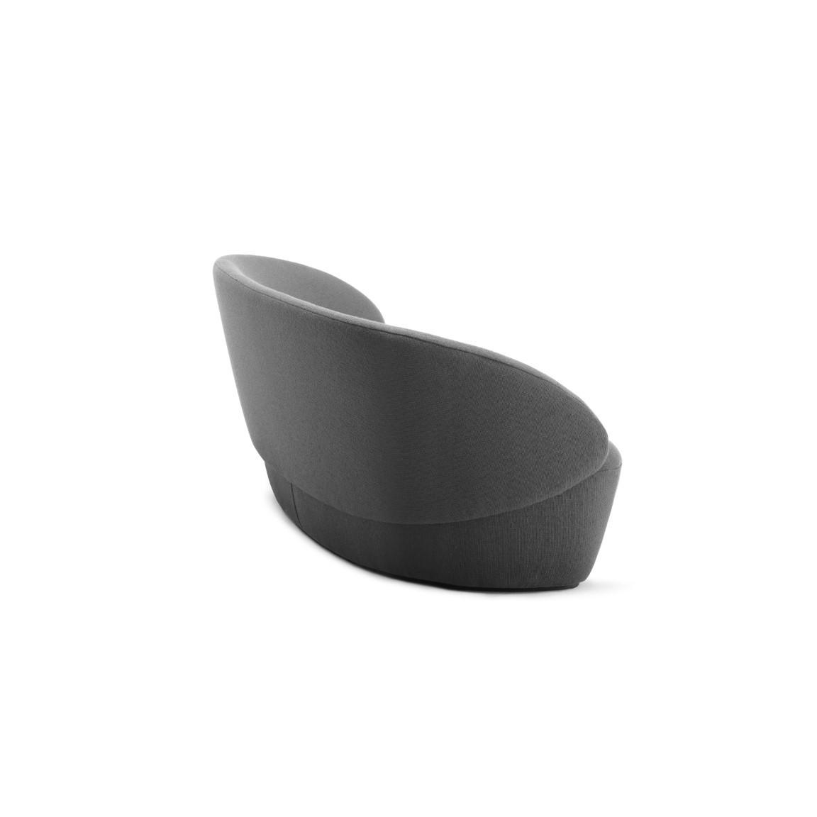 2-Sitzer Sofa Naïve | Grau