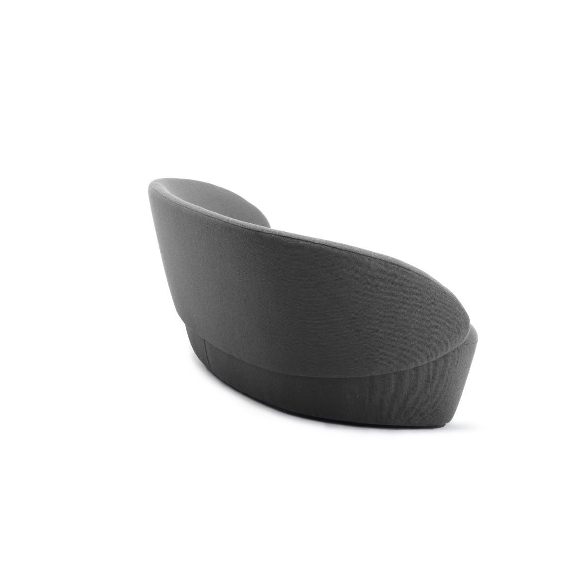 3-Sitzer Sofa Naïve | Grau