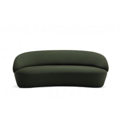 3-Sitzer Sofa Naïve | Grün