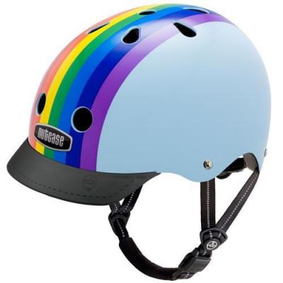 Helmet | Rainbow Sky