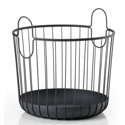 Korb INU 41 cm | Schwarz