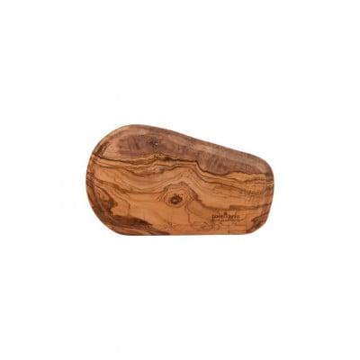 Steakplatte Olivenholz 30-35 cm | Braun