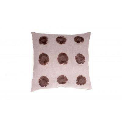 Decorative Pillow Dinard 50x50cm | Taupe