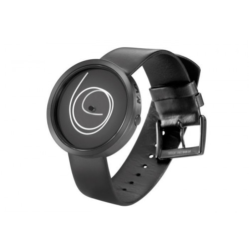 Wristwatch Ora Unica   Black