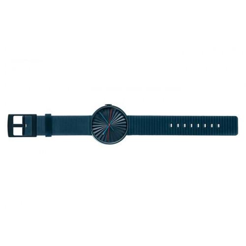 Wristwatch Plicate   Blue