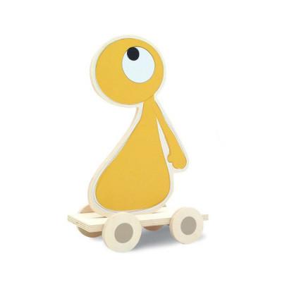 DIY Nachziehspielzeug | Olli