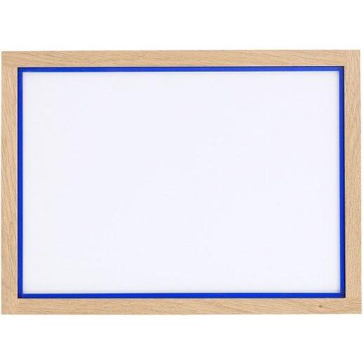 RAM'N Frame   Oak Royal Blue Acryl