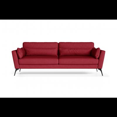 3 Sitzer Sofa Susan | Rot