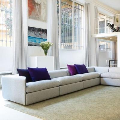 Offenes Sofa | Eckversion