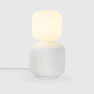 Tischlampe  Reflection Oblo 6W   Mattweiß
