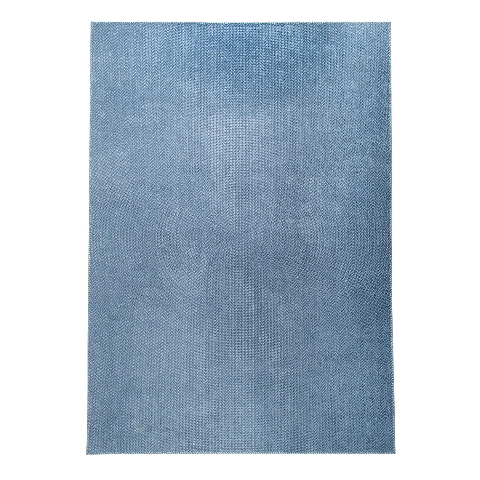 Teppich Ocean | Blau-140 x 200 cm